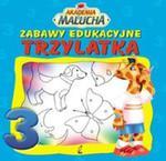 Akademia malucha. Zabawy edukacyjne trzylatka w sklepie internetowym Booknet.net.pl