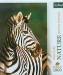 Puzzle 1000 Nature Zebra w sklepie internetowym Booknet.net.pl