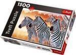 Puzzle Zebry 1500 w sklepie internetowym Booknet.net.pl