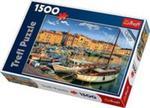Puzzle Stary Port w Saint Tropez 1500 w sklepie internetowym Booknet.net.pl