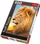 Puzzle Lew 500 w sklepie internetowym Booknet.net.pl