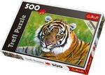 Puzzle Tygrys 500 w sklepie internetowym Booknet.net.pl
