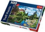 Puzzle Jezioro Chiemsee, Bawaria 500 w sklepie internetowym Booknet.net.pl