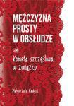 Mężczyzna prosty w obsłudze w sklepie internetowym Booknet.net.pl