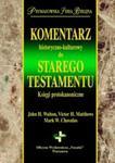 Komentarz historyczno kulturowy do Starego Testmentu w sklepie internetowym Booknet.net.pl