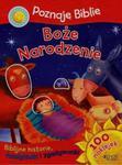 Poznaję Biblię Boże Narodzenie 100 naklejek w sklepie internetowym Booknet.net.pl