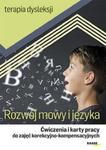 Terapia dysleksji Rozwój mowy i języka w sklepie internetowym Booknet.net.pl