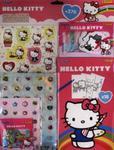 Naklejki Hello Kitty 270 w sklepie internetowym Booknet.net.pl
