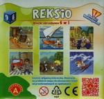 Reksio klocki obrazkowe 6 w 1 w sklepie internetowym Booknet.net.pl