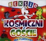Kosmiczni goście Reksio w sklepie internetowym Booknet.net.pl