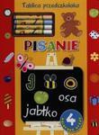 Pisanie Tablica przedszkolaka w sklepie internetowym Booknet.net.pl