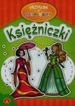 Przygoda z kolorowanką Księżniczki w sklepie internetowym Booknet.net.pl