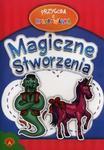 Przygoda z kolorowanką Magiczne stworzenia w sklepie internetowym Booknet.net.pl