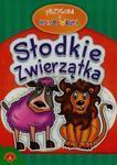 Przygoda z kolorowanką Słodkie zwierzątka w sklepie internetowym Booknet.net.pl