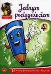 Jednym pociągnięciem Zeszyt numer. 4 w sklepie internetowym Booknet.net.pl