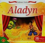 Bajkowa kraina Aladyn w sklepie internetowym Booknet.net.pl
