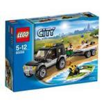 Lego City Terenówka ze skuterami w sklepie internetowym Booknet.net.pl