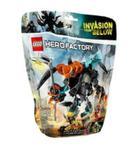 Lego Hero factory Bestia SPLITTER kontra FURNO i EVO w sklepie internetowym Booknet.net.pl
