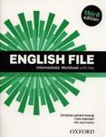 English File Intermediate Workbook with Key w sklepie internetowym Booknet.net.pl