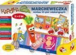 Marcheweczka zestaw 10 gier edukacyjnych + naklejki Hello Kitty w sklepie internetowym Booknet.net.pl