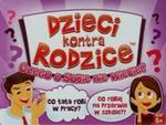 Dzieci kontra rodzice Czego o sobie nie wiecie? w sklepie internetowym Booknet.net.pl