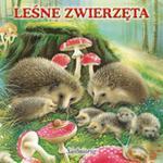 Wesołe książeczki. Leśne zwierzęta w sklepie internetowym Booknet.net.pl