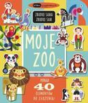 Moje zoo Zbuduj sama, zbuduj sam w sklepie internetowym Booknet.net.pl