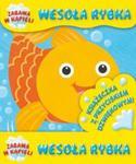 Wesoła rybka. Zabawa w kąpieli w sklepie internetowym Booknet.net.pl