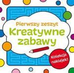 Kreatywne zabawy Zeszyt pierwszy w sklepie internetowym Booknet.net.pl