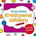 Kreatywne zabawy Zeszyt drugi w sklepie internetowym Booknet.net.pl