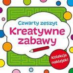 Kreatywne zabawy Zeszyt czwarty w sklepie internetowym Booknet.net.pl
