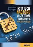 Instytucje nadzoru w sektorze finansowym w sklepie internetowym Booknet.net.pl