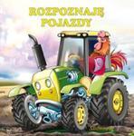 Wesołe książeczki. Rozpoznaję pojazdy w sklepie internetowym Booknet.net.pl