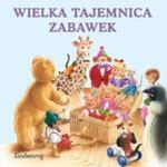 Wesołe książeczki. Wielka tajemnica zabawek w sklepie internetowym Booknet.net.pl