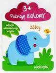 Poznaję kolory 3+ w sklepie internetowym Booknet.net.pl