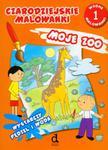 Czarodziejskie malowanki 1 Moje zoo w sklepie internetowym Booknet.net.pl