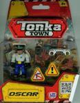 Tonka Town Oscar Figurka 6 cm z akcesoriami w sklepie internetowym Booknet.net.pl