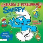 Smerfy Smerfne niespodzianki Książka z szablonami w sklepie internetowym Booknet.net.pl