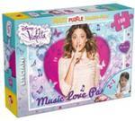 Puzzle Dwustronne Maxi Violetta 108 w sklepie internetowym Booknet.net.pl