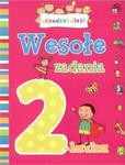 Wesołe zadania 2-latka w sklepie internetowym Booknet.net.pl