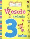 Wesołe zadania 3-latka w sklepie internetowym Booknet.net.pl