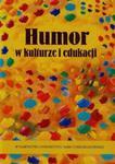 Humor w kulturze i edukacji w sklepie internetowym Booknet.net.pl