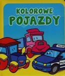 Kolorowe pojazdy Pianki w sklepie internetowym Booknet.net.pl