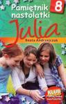 Pamiętnik nastolatki 8 Julia w sklepie internetowym Booknet.net.pl