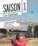 Saison 1 ćwiczenia + CD Audio poziom A1-A2 w sklepie internetowym Booknet.net.pl
