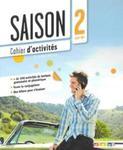 Saison 2 ćwiczenia + CD Audio poziom A2-B1 w sklepie internetowym Booknet.net.pl