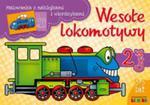 Wesołe lokomotywy Część 2 w sklepie internetowym Booknet.net.pl