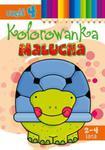 Kolorowanka malucha część 4 w sklepie internetowym Booknet.net.pl