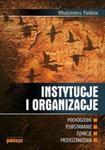 Instytucje i organizacje w sklepie internetowym Booknet.net.pl