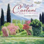 Caetani: Piano music w sklepie internetowym Booknet.net.pl